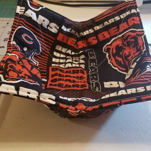 Chicago Bears bowl coozy